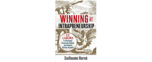 Guillaume Herve - Winning at Intrapreneurship
